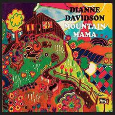 Dianne Davidson - Mountain Mama, Silver
