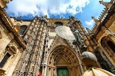 Cathedral of Saint Mary of the See - Seville, Spain