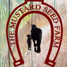 The Mustard Seed Farm logo.