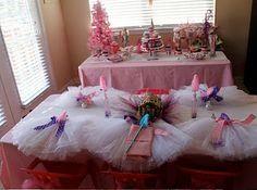Winter Wonderland Fairy Party
