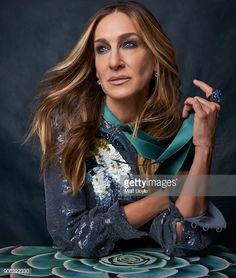Sarah Jessica Parker, Back Stage, January 2018 Sarah Jessica Parker Lovely, Glamour Photography, Celebrity Outfits, Style And Grace, Role Models, Style Icons, Stage, January, Hair Beauty