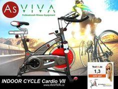 """NO LIMITS - AsVIVA   Indoor Cycle Cardio VII S7  Mit einem unschlagbaren Preis-Leistungs-Verhältnis von nur €399,- inkl. MwSt. holst Du Dir den mit """"sehr gut"""" ausgezeichneten Testsieger in Dein Fitnessraum.  Alle Infos unter: www.AsVIVA.de und blog.asviva.de  #asviva #Fitness #Fitnessgeräte #Fitnessraum #Fitnesscenter #Sport #Crosstrainer #Indoorcycle #Ergometer #Stepper #Gym #MultiGym #Rudergerät #Vibraplatte #Sportswear #BodyBuilding…"""