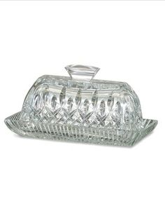 The Knot's top items you wish you had registered for. Butter dish anyone?