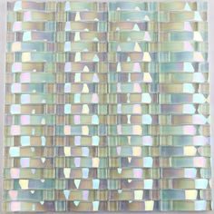 crystal glass tile sheet arch colorful floor tiles shower design art deco mesh mosaic wall tile backsplash wholesale subway tile