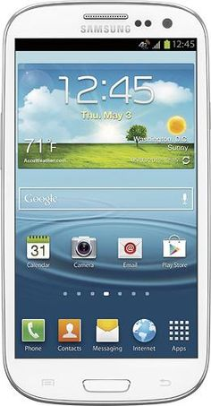 Samsung Galaxy S III Android Phone, Black (Verizon Wireless) , for iPhone Samsung Galaxy S3, Galaxy Phone, Virgin Mobile, Mobile Phone Price, Mobile Phones, Prepaid Phones, Cell Phone Plans, Verizon Wireless, Android Smartphone