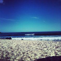 Paradise! Maresias Beach, Brazil - by Lauren Muzzin