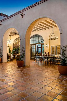 Classic mission architecture in Monterey, California I Homeadverts Enter the campanaria through 100+ year old Hacienda doors and a private courtyard awaits. The artisan features are endless: reclaimed trestle beams, custom wrought iron,...