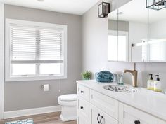 Guest Bathroom Pictures From DIY Network Blog Cabin 2016 >> http://www.diynetwork.com/blog-cabin/2016/guest-bathroom-pictures-from-diy-network-blog-cabin-2016-pictures?soc=pinterest