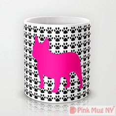 GREETING    PinkMugNY (Pink Mug New York) is beautifully and uniquely designed on a white coated ceramic mug that makes you outstanding and special