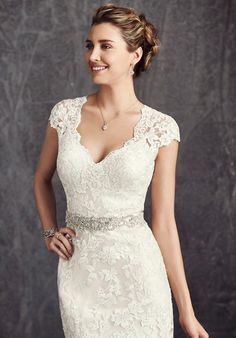 """Kenneth Winston: Ella Rosa Collection style BE277 <a href=""""https://www.theknot.com/fashion/be277-kenneth-winston-ella-rosa-collection-wedding-dress?utm_source=pinterest.com&utm_medium=social&utm_content=june2016&utm_campaign=beauty-fashion&utm_simplereach=?sr_share=pinterest"""" rel=""""nofollow"""" target=""""_blank"""">www.theknot.com/...</a>"""