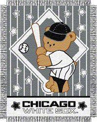 Chicago White Sox Baby Throw