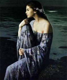 Коллекция работ китайского художника Xie Chuyu
