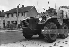 News Photo : An armoured vehicle of the 25th Light Royal...