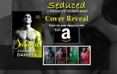 Seduced Suzannah Daniels (Whiskey Nights, #5) Publication date: April 11th 2017 Genres: New Adult, Romance Landing a photo shoot with a hot lingerie model is every guy's fantasy. And that includes …
