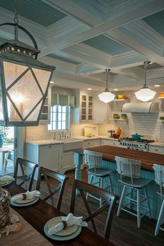 <Island Barstools> Island Barstools: The island barstools are from Hooker Furniture, Sunset Pointe Counter Stool.