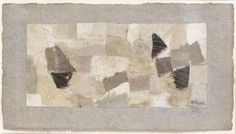 """""""Collages,"""" an exhibition of works by American artist Anne Ryan (1889 – 1954) will run through April 22, 2017 at Davis & Langdale Company Inc., New York."""