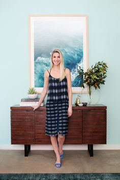 Whitney Port Revamps Her Screening Room With Help from Joss & Main
