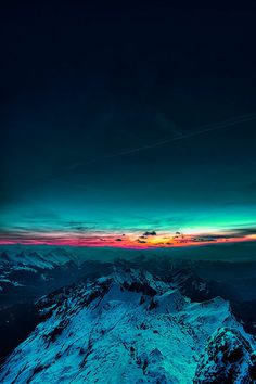 Sunrise Seen while preparing for moonlight photography on top of Säntis mountain in Switzerland by Kai Böhm. #KaiBöhm | #SäntisMountain | #Switzerland |