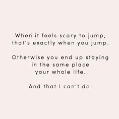 Quote // jump