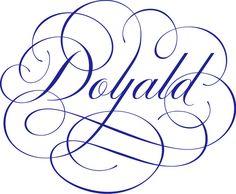 Lettering / Logotypes by Leah Demeter, via Behance