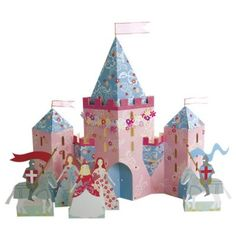 The Perfect Princess Party Centerpiece!