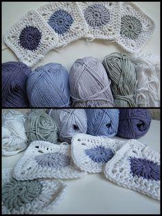 Granny Squares colors