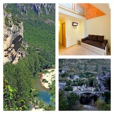 L'Hôtel Les 2 Rives*** vous propose un séjour dans les Gorges du Tarn entre terre et rivière pour les découvrir sous toutes leurs formes.   #Gorgesdutarn #Sejourlozere #Sejourgorgesdutarn #Les2rives*** #Tourisme