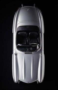 Silver Classic Mercedes Benz