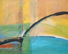 "Journey's End by Lee Muslin Acrylic ~ 24"" x 30"""