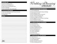 Printable Wedding Guest List Template, √ Free Printable Wedding Checklist Template. planner printables free guest list Gallery Of Printable Wedding Guest List Template Wedding Checklist Template, Day Planner Template, Wedding Photo Checklist, Wedding Planner Checklist, Wedding Planning Binder, Wedding Schedule, Wedding Templates, Binder Templates, Event Planning