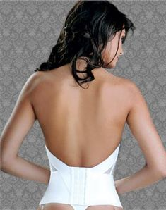 0aab46ff99d67 12 Best Creative Backless Dress  Bra  Options images
