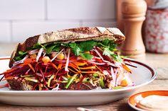 Echt Stulle: Muttis Salat zum Abbeißen - Mutti kocht am besten - Rezepte, Trends und Lifestyle