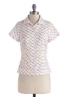 Adorbs dotted top at 70% off? Might as well buy two. ;) #lasthurrah