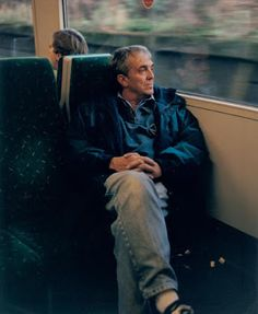 Stephen Gill 'Day Return'. Always end up daydreaming on trains.