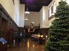 Interior of Pasadena Central Library