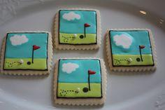 C2 Cookie Construction:golf cookies