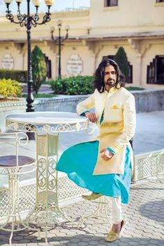 #longhair #indianmodel #beard #indianethnicwear #amitranjan
