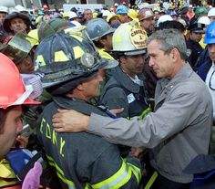 george bush pictures with 9-11 victims | More 9/11 Photo Galleries