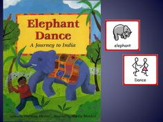 Great for SEN, EAL (widgit symbols), EYFS and You could easily make this into a sensory story for PMLD and would be great for a topic on India or a Geography topic. Preschool Lesson Plans, Preschool Themes, Teaching Activities, Sensory Activities, Diwali Eyfs, Jungle Crafts, India For Kids, Sensory Art, Holidays Around The World