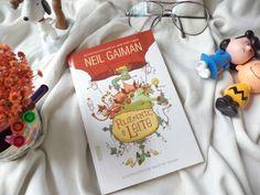 {Livro} Felizmente, o Leite - Neil Gaiman