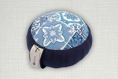 Almofada Ladrilho ~~ www.zafoo.com.br ~~  #zafu #meditação #meditation #pillow #almofada #zen #zazen #mindfulness #mindfull
