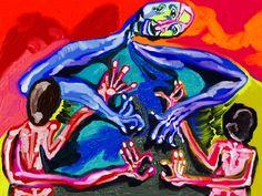 'Lengua de Señas' by Rony.
