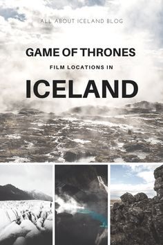 Winter is here and so are season 7, here are some filming location in Iceland