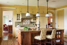 Kitchen Spaces - traditional - Kitchen - Boston - Alice Williams Interiors