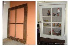 Restauração de Móveis de Época : Antes e depois