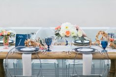 Signature Party Rentals - Tablescape Detail