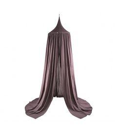 Baldachim Canopy dusty lilac przygaszony fiolet