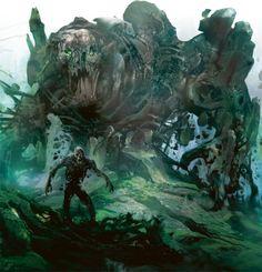Sepulchral Primordial from 'Gatecrash' revealed http://www.examiner.com/article/sepulchral-primordial-from-gatecrash-revealed #mtg