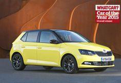 Skoda Fabia eleito 'Carro do Ano 2015' pela britânica 'What Car?'