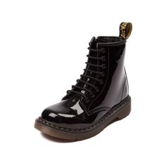 Girls Youth Dr. Martens Delaney Patent Boot